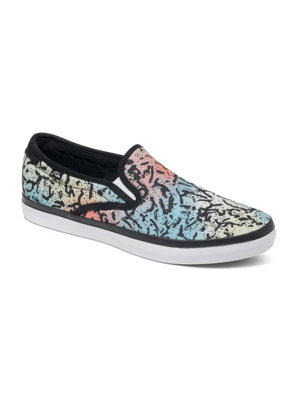0 Shorebreak - Slip-On Shoes Blue AQYS300033 Quiksilver