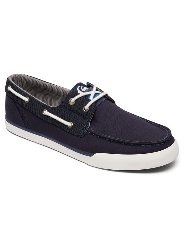 0 Spar - Deck Shoes for Men Blue AQYS300052 Quiksilver