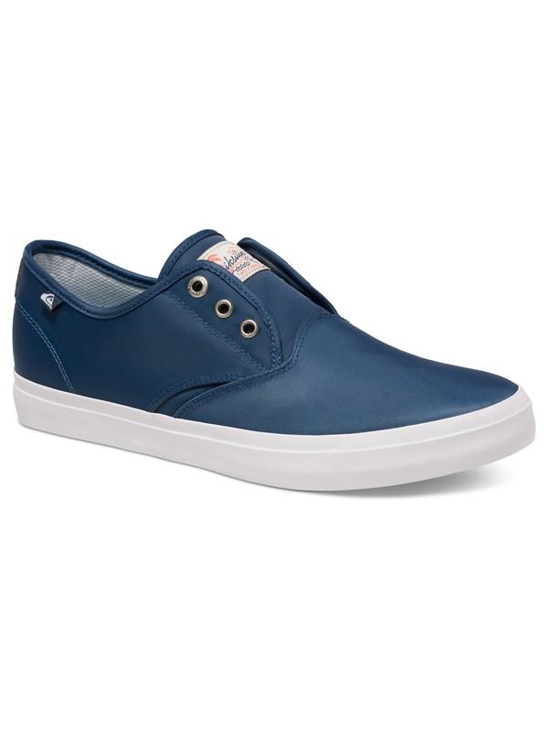 0 Shorebreak Deluxe - Chaussures à enfiler avec lacets Bleu AQYS300061 Quiksilver