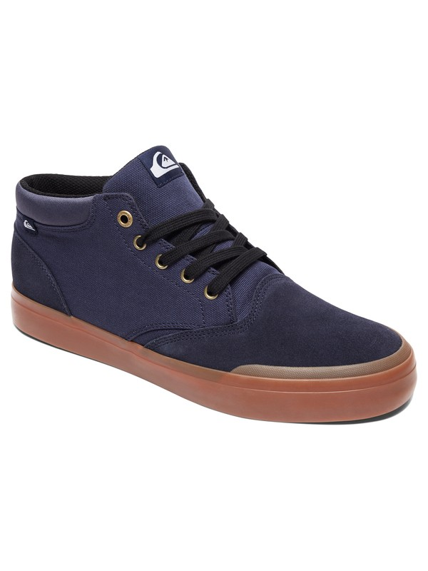 0 Verant - Zapatillas de media caña para Hombre Azul AQYS300065 Quiksilver