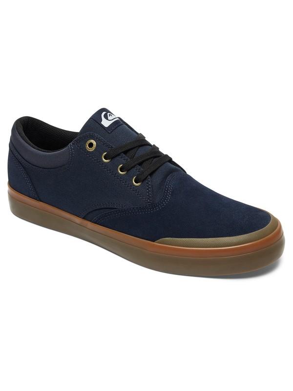 0 Verant - Schoenen Blue AQYS300066 Quiksilver