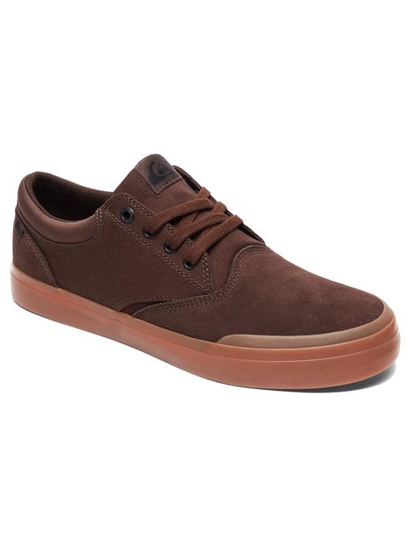 0 Verant - Shoes for Men Brown AQYS300066 Quiksilver