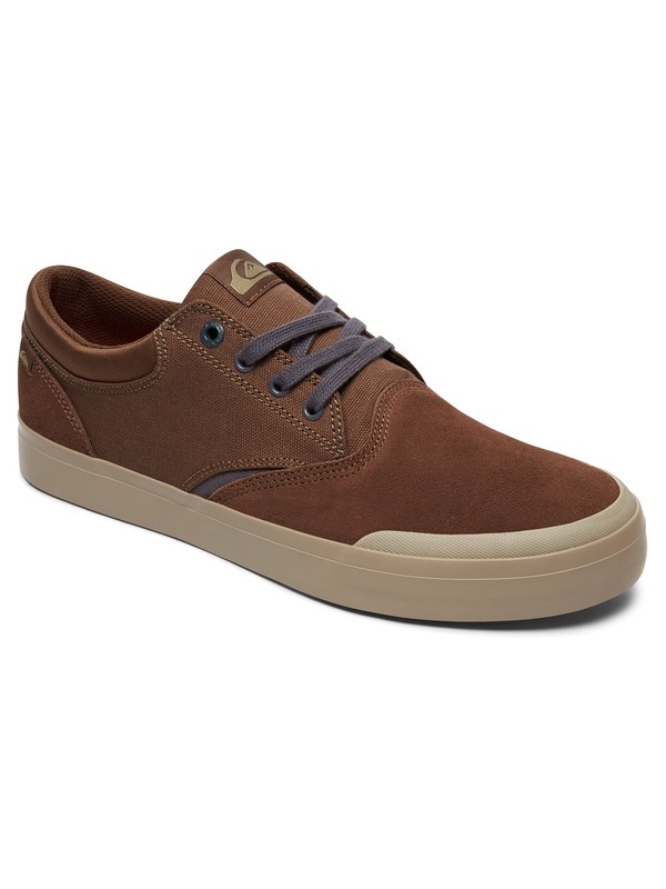 0 Verant - Shoes Brown AQYS300066 Quiksilver