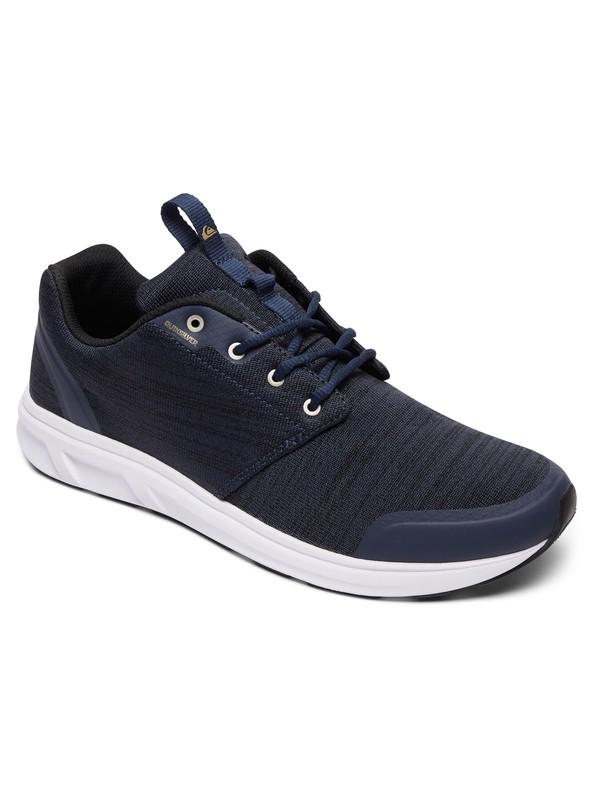 0 Voyage Textile Shoes Blue AQYS700034 Quiksilver