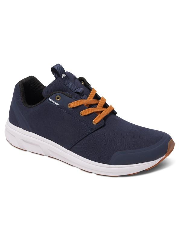 0 Voyage Textile  - Schoenen Blue AQYS700034 Quiksilver