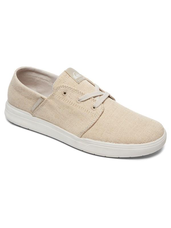 0 Finn Lite - Shoes for Men Beige AQYS700041 Quiksilver