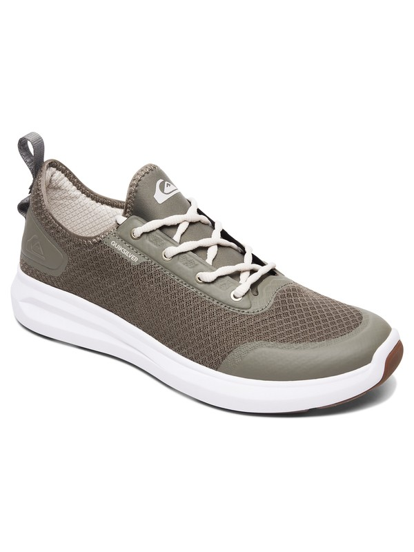 0 Layover Travel Shoes Green AQYS700043 Quiksilver