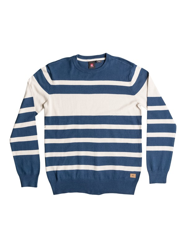 0 William Stripes Sweater  AQYSW03006 Quiksilver