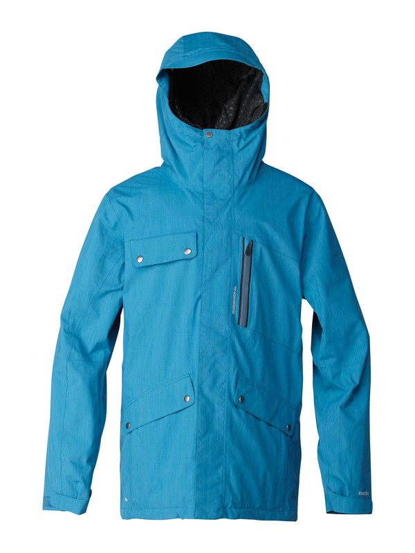 0 Travis Rice First Class Gore-Tex Shell Jacket  AQYTJ00003 Quiksilver