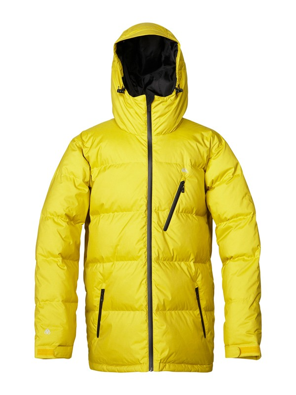 0 Travis Rice Polar Pillow 15K Insulated Jacket  AQYTJ00005 Quiksilver