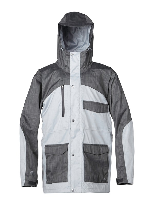 0 Travis Rice Roger That 15K Shell Jacket  AQYTJ00006 Quiksilver