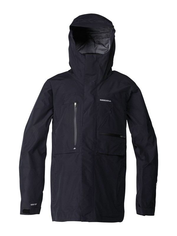0 Over And Out Gore-Tex Pro Shell Jacket  AQYTJ00007 Quiksilver