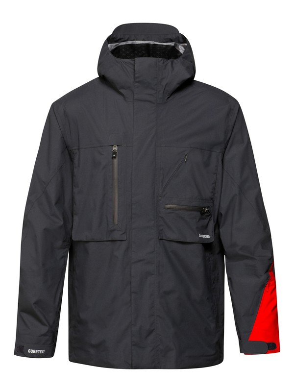0 Over and Out GORE-TEX® Jacket  AQYTJ00031 Quiksilver