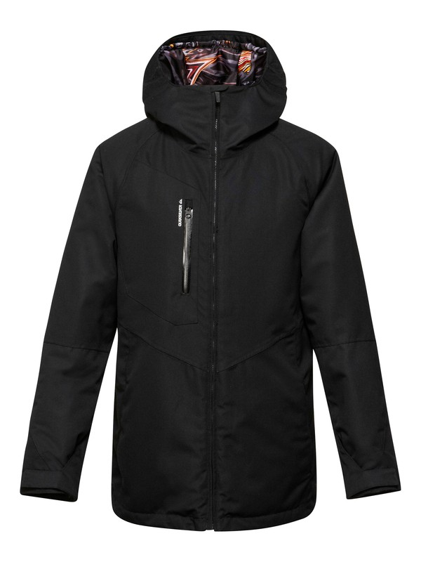 0 Travis Rice Roger That Jacket  AQYTJ00038 Quiksilver
