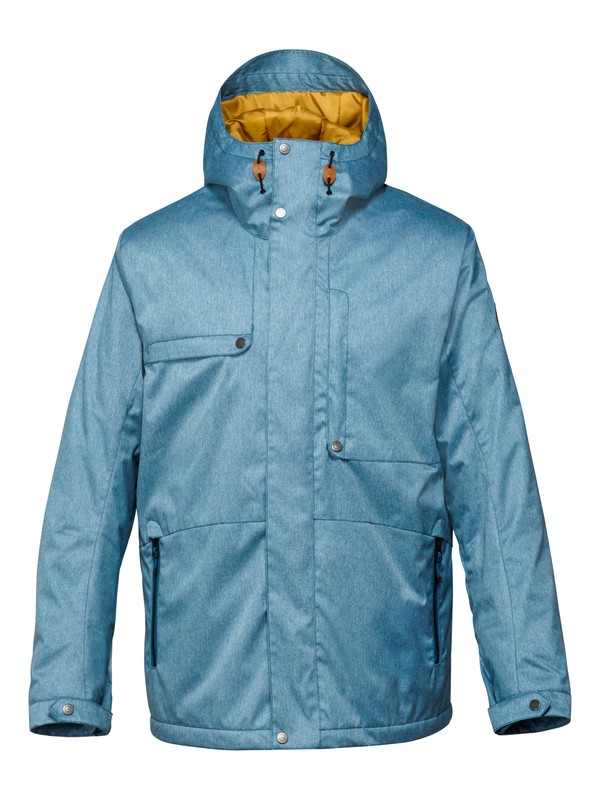 0 Select All 10K Jacket  AQYTJ00041 Quiksilver