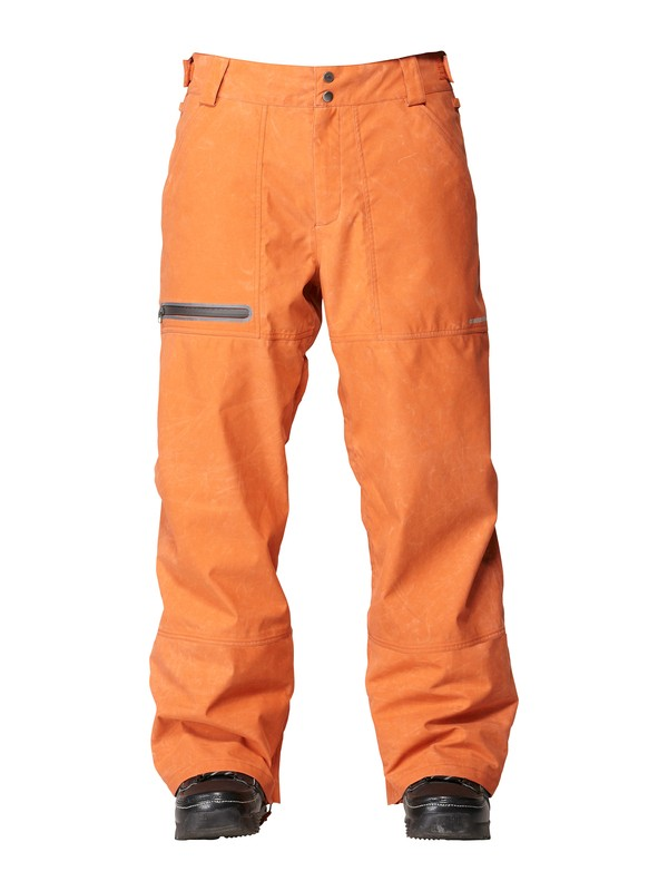 0 DARK AND STORMY PANT  AQYTP00006 Quiksilver
