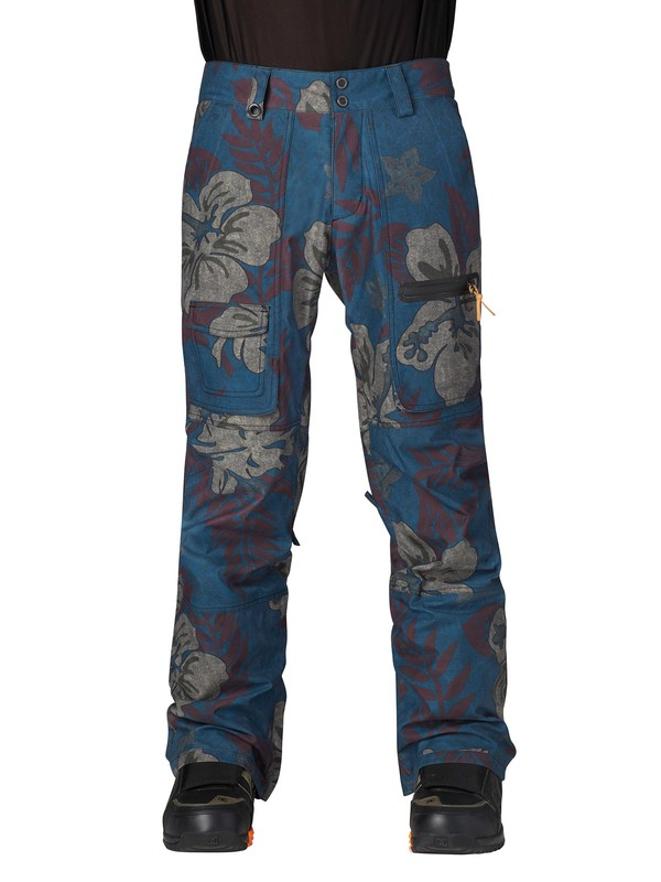 0 Dark And Stormy Pant  AQYTP00019 Quiksilver
