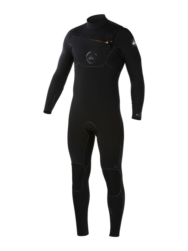 0 Cypher 3/2mm Fullsuit Chest Zip  AQYW103004 Quiksilver