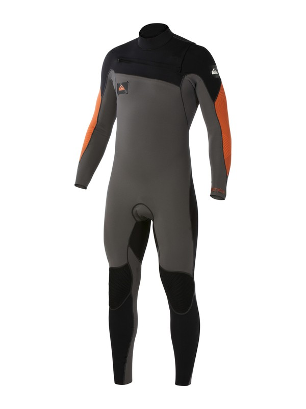 0 Ignite 3/2mm Chest Zip Wetsuit  AQYW103005 Quiksilver