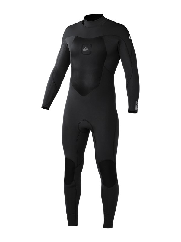 0 Syncro 3/2mm Fullsuit Back Zip  AQYW103009 Quiksilver