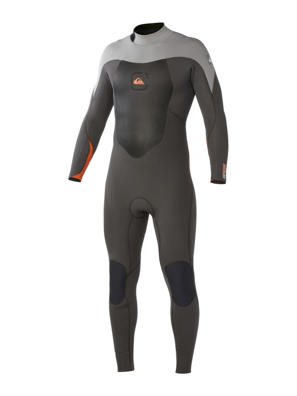 0 Syncro 3/2mm Fullsuit Back Zip  AQYW103010 Quiksilver