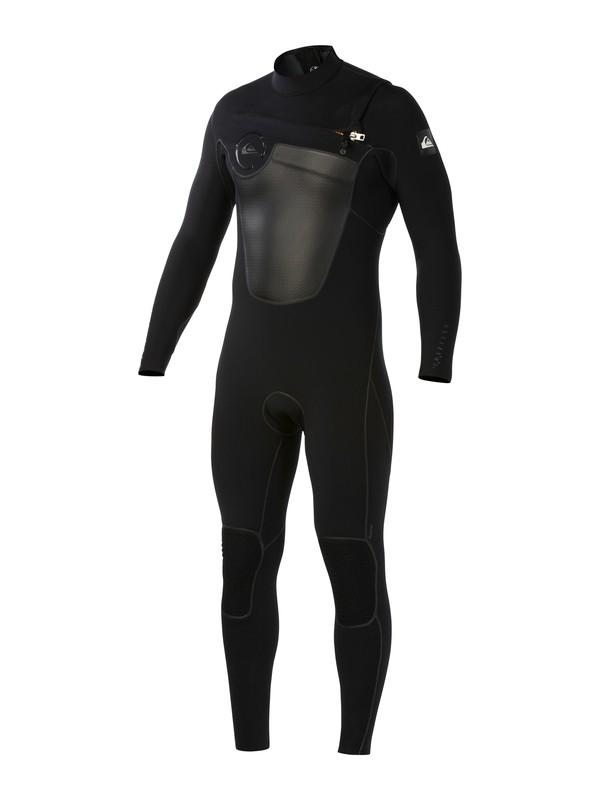 0 FuseFlex 4.5/4 Chest Zip Wetsuit  AQYW103013 Quiksilver