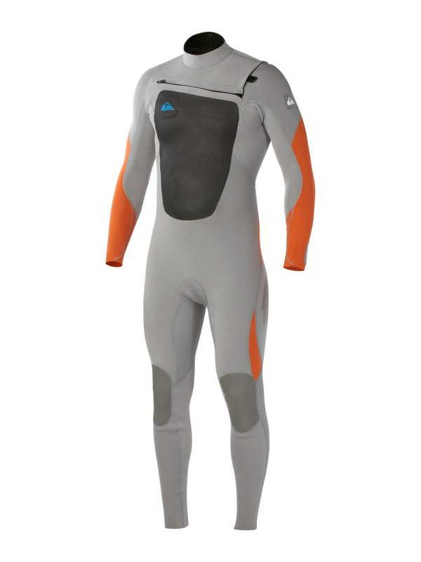 0 Syncro 4/3mm Fullsuit Chest Zip  AQYW103020 Quiksilver