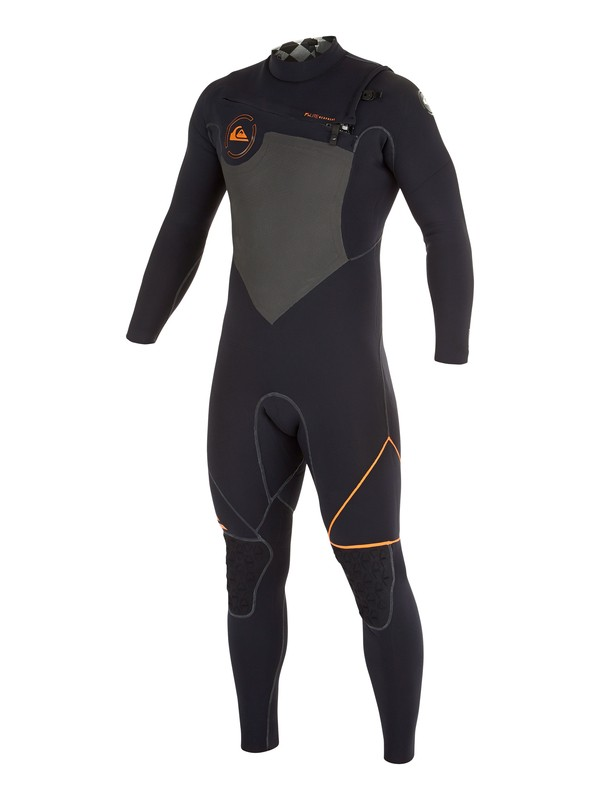 0 AG47 2X Bonded 3.5/3mm Chest Zip Fullsuit  AQYW103031 Quiksilver