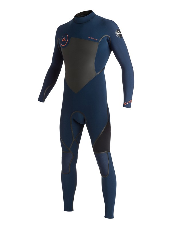0 Syncro LFS 3/2mm Back Zip Wetsuit  AQYW103036 Quiksilver