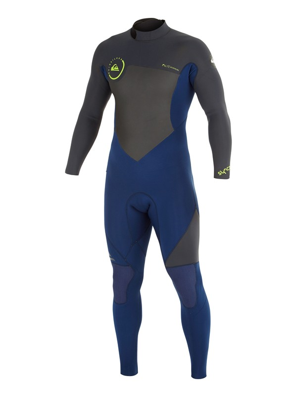 0 Syncro GBS 3/2mm - Back Zip Wetsuit  AQYW103038 Quiksilver