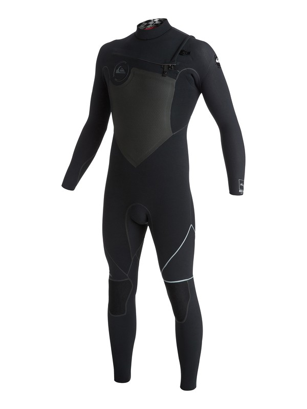 0 AG47 -2X Bonded 4.5/4mm Chest Zip Fullsuit  AQYW103042 Quiksilver