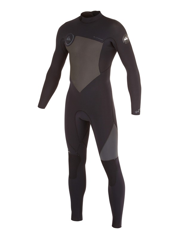 0 Syncro GBS 5/4/3mm - Combinaison Back Zip  AQYW103068 Quiksilver