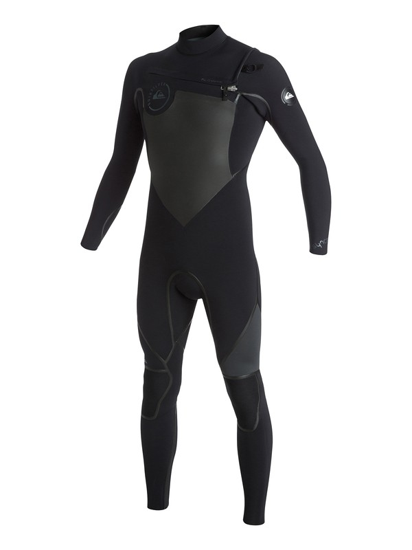 0 Syncro LFS 4/3mm  Chest Zip Wetsuit  AQYW103069 Quiksilver