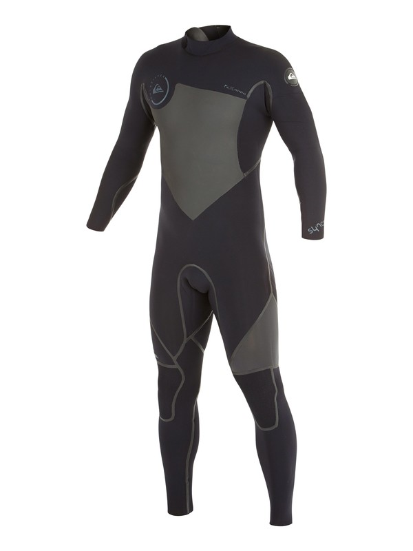 0 Syncro LFS 4/3mm - Back Zip Wetsuit  AQYW103070 Quiksilver