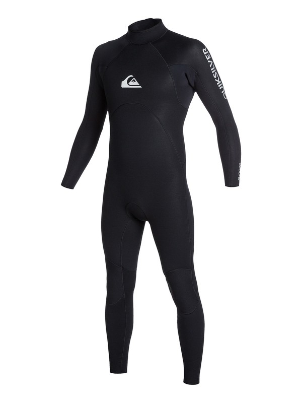 0 Syncro Base GBS 4/3mm  Back Zip Wetsuit  AQYW103082 Quiksilver