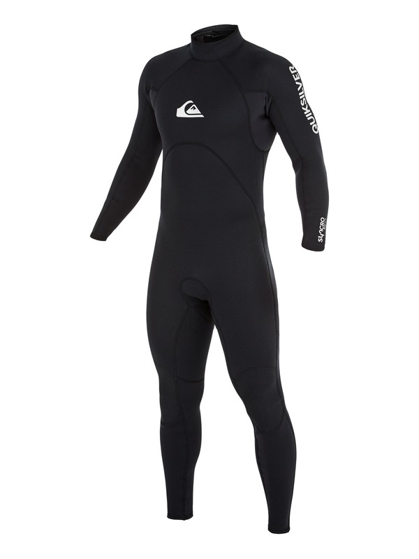 0 3/2mm Syncro Base - Back Zip Wetsuit  AQYW103083 Quiksilver