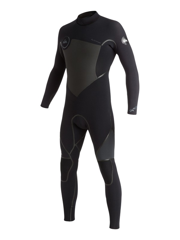 0 Syncro LFS 5/4/3mm - Back Zip Wetsuit  AQYW103087 Quiksilver