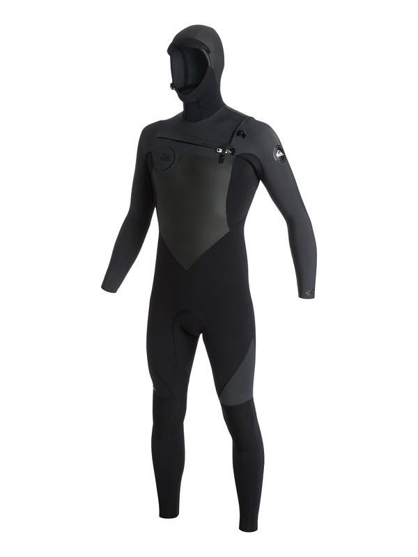 0 Syncro GBS 5/4/3mm Chest Zip Wetsuit  AQYW203013 Quiksilver