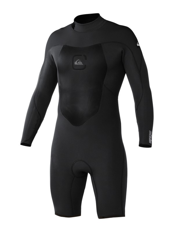 0 Syncro 2mm Back Zip Springsuit  AQYW403001 Quiksilver