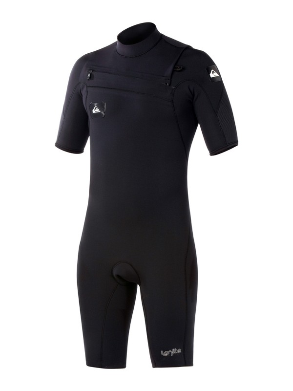 0 Ignite 2mm Springsuit Chest Zip  AQYW503000 Quiksilver