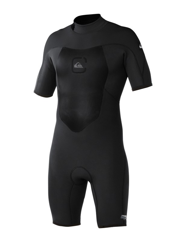 0 Syncro 2mm Springsuit Back Zip  AQYW503001 Quiksilver