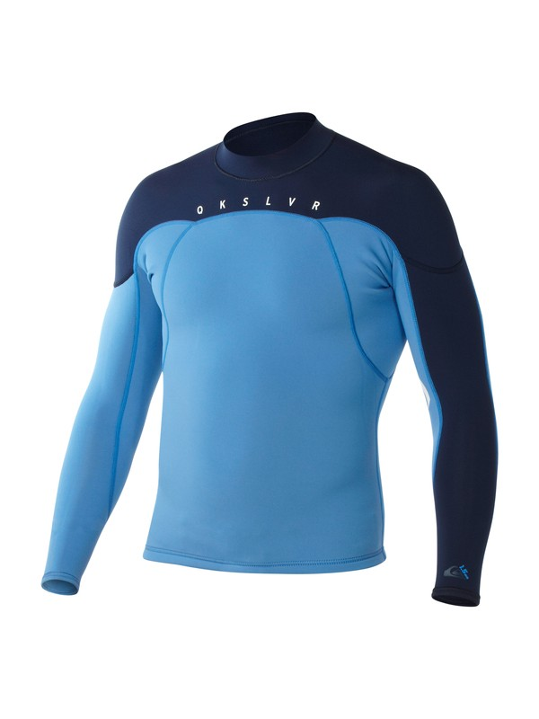 0 Syncro 1.5mm Neoprene Top  AQYW803003 Quiksilver