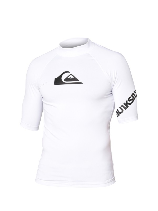 0 All Time SS Rashguard  AQYWR00000 Quiksilver