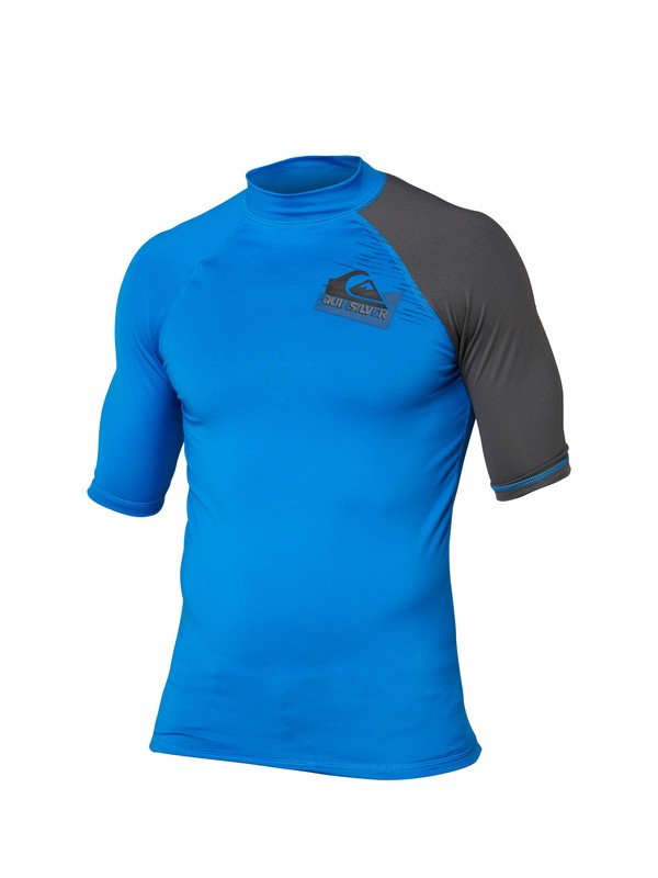 0 Cross Up SS Rashguard  AQYWR00023 Quiksilver