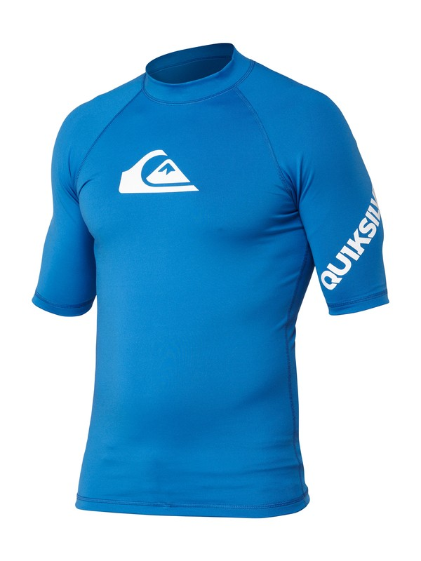 0 All Time SS Rashguard  AQYWR00034 Quiksilver