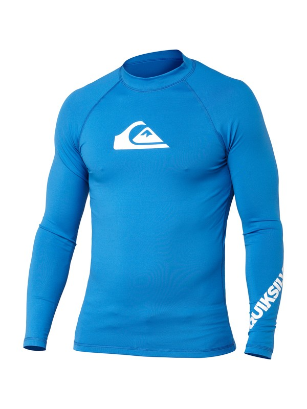 0 All Time LS Rashguard  AQYWR00035 Quiksilver