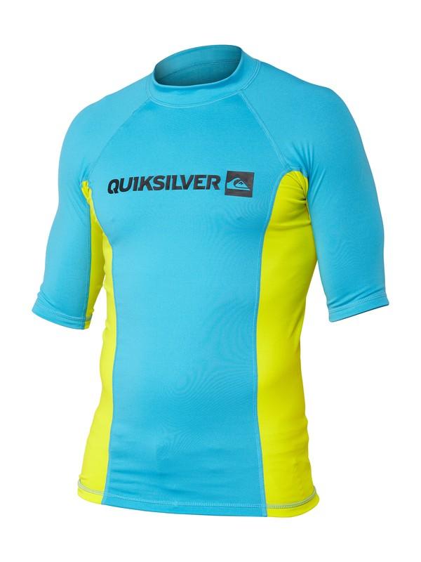 0 Prime SS Rashguard  AQYWR00036 Quiksilver