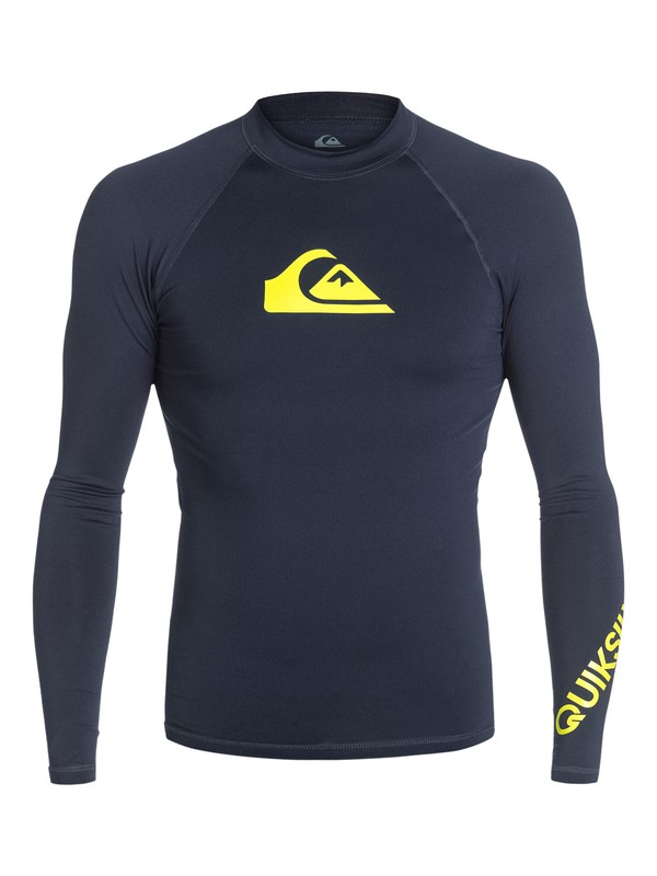 0 All Time - Lycra manches longues  AQYWR03001 Quiksilver