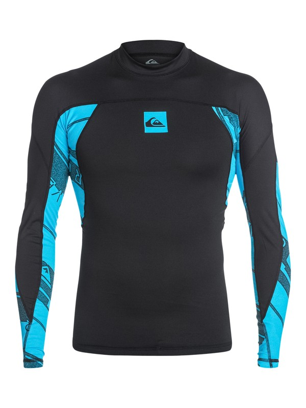 0 Sublimator Long Sleeve - Lycra manches longues  AQYWR03007 Quiksilver