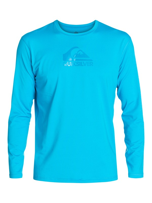 0 Solid Streak - Long Sleeve T-shirt Rash Guard  AQYWR03009 Quiksilver